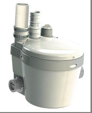 Systme de pompage des eaux uses