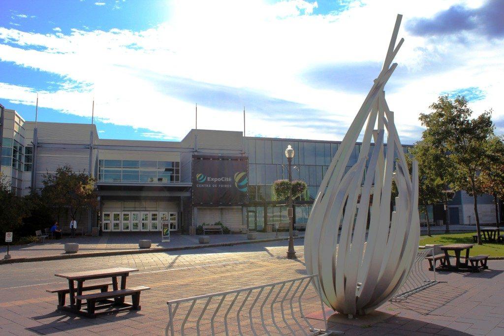 Centre Expocit  Qubec
