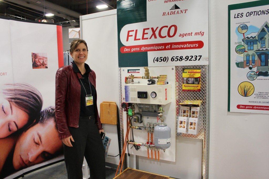 Sylvie Gagnon, Flexco.ca