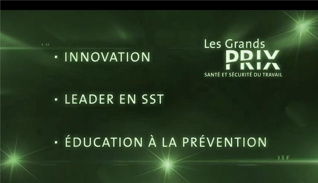 Gagnant Grandes entreprises - INNOVATION : Nortek Air Solutions